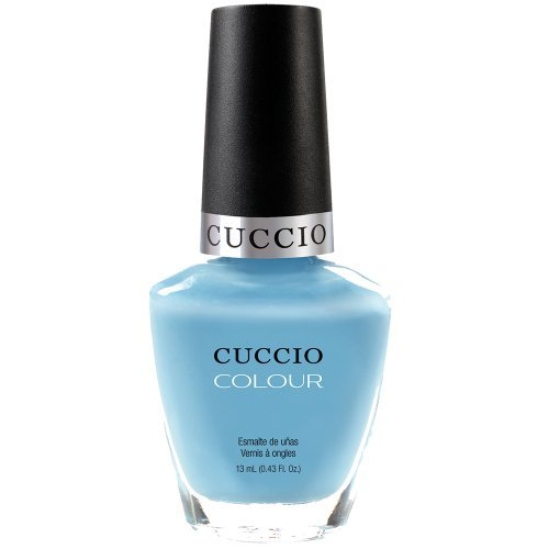 Cuccio Colour Pastel, Under A Blue Moon, .43 Ounce