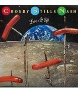 Live It Up [Vinyl] Crosby Stills & Nash - $16.99