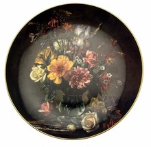 Royal Doulton Country Bouquet Albert Williams Floral Plate Flower Plate ... - $35.84