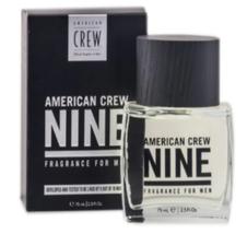 American Crew Nine Fragrance,  2.5oz