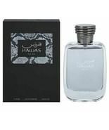 Hawas For Him Rasasi Perfumes100ml EDP Hawad Fast Shipping - $55.44