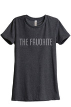 Thread Tank The Favorite Women's Relaxed T-Shirt Tee Charcoal Grey - $24.99+