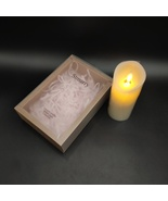 Stmarry  Electric candles 3D Flickering Flameless Candles Battery Operated  - $21.80