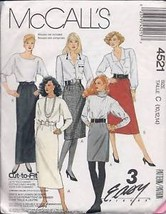 McCall's 4521 Misses' Skirts - $2.00