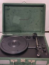 Crosley Deluxe Suitcase Turntable Record Player Not Tested - $29.65
