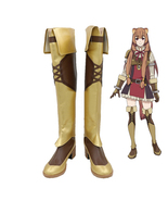 Customize The Rising of the Shield Hero Raphtalia Cosplay Boots for Sale - $60.00