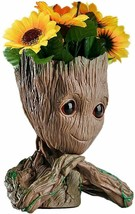 """Nice! Guardians of the Galaxy Groot 6"""" tall Pot for Succulents & other P... - $19.95"""