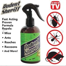 Pest Control Spray Products Rodent Sheriff As Seen on TV Mice - Easily R... - $14.80