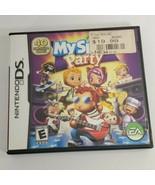 MySims Party (Nintendo DS, 2009) - $9.90