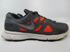 Nike Revolution 2 Größe 6 M (Y) Eu 38,5 Youth Kinder Laufschuhe Grau 555082-017