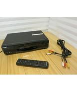 Sony SLV-N55 4-Head Hi-Fi Stereo VCR VHS Player Recorder Remote (Listing... - $116.51