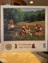 Goebel M.J. Hummel Springtime Cinderella Easter Puzzle 1000 Pieces New Sealed - $49.99