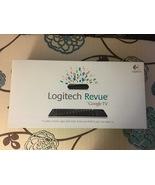 NIB - Logitech Revue with Google TV Box & Keyboard Model 970-000001 - $79.99