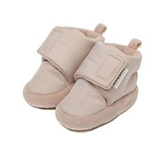 2 Pairs of Lovely Kids Shoes Cotton Shoes Newborn Shoes Soft Sole Infant Toddler