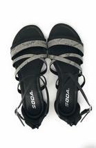 Soda Shoes Women Flip Flops Flat Summer Basic Sandals Thongs Toe Ring Joan image 4