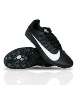 Nike zoom rival s 9 track spike size 9 black white unisex - $33.24