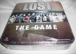 NEW Lost The Board Game Collector's Tin Box Edition 2006 by Cardinal TV Show - $34.74