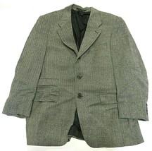 Lauren by Ralph Lauren 100% Wool Three Button Blazer Men's Size 42 Regular - $59.35