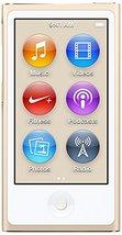 Apple iPod Nano 16GB Gold 7th Generation - $267.29