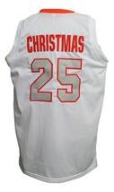 Rakeem Chrtistmas #25 College Basketball Jersey Sewn White Any Size image 4