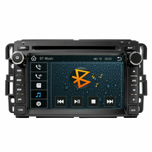 HUMMER H2 2008-2011  IN DASH GPS NAVIGATION BLUETOOTH TOUCHSCREEN DVD US... - $395.99