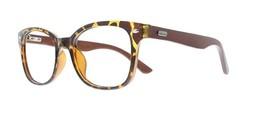 EBE Bifocal Reading Glasses Dark Tortoise Wood Texture Men Women Retro S... - $60.95