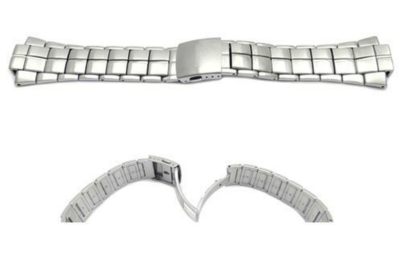 Seiko Stainless Steel Sportura 28mm Watch Strap SHIPSFREE - $90.00