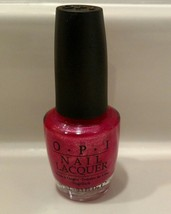 OPI nail lacquer polish ~ Teeny Weeny Pink Bikini SRCE6  Beauty Brands Exclusive image 1