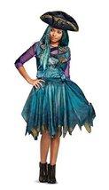 Disney Uma Classic Descendants 2 Costume, Teal, Medium (7-8) - $47.20