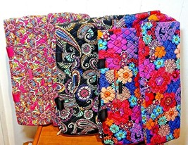NWT Vera Bradley Triple Compartment Travel Bag Choice of Pattern MSRP $135 - $75.00