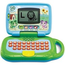 Customize Role Play Vocabulary Learning My Own Leaptop Green Toddler Kid... - €31,67 EUR