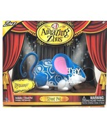The Amazing Zhus Stunt Pets Dynamo Blue Toy New - $11.99