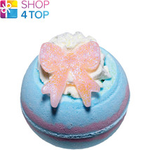 BABY SHOWER BATH BLASTER BOMB COSMETICS BABY POWDER HANDMADE NATURAL NEW - $5.83