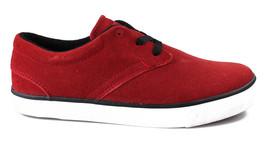 Fallen Footwear Fal-Spirit Blood Red Jamie Thomas Low Top Skate Shoes image 2