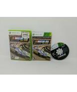 Nascar 2011 The Game Microsoft Xbox 360 Complete in Box CIB Tested Worki... - $9.89