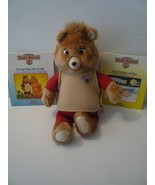 """Worlds of Wonder 1985 Talking 16"""" Teddy Ruxpin with 2 Books Vintage - $24.75"""