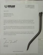 Wilde Tool 427 Brake Spring Tool Natural Finish USA - $3.96
