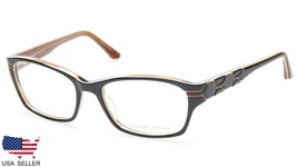 NEW PRODESIGN DENMARK 1695 c.6022 BLACK EYEGLASSES FRAME 52-17-135 B36mm... - $103.93