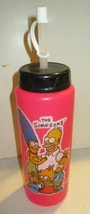 The Simpsons Plastic Water Bottle - $19.90