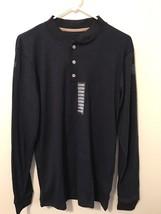 National Safety Apparel TECGEN Select Long Sleeve FR Protective Henley Sz M - $69.99