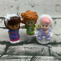 Fisher Price Little People Replacement Figures Slim Baby Red Head - $13.86