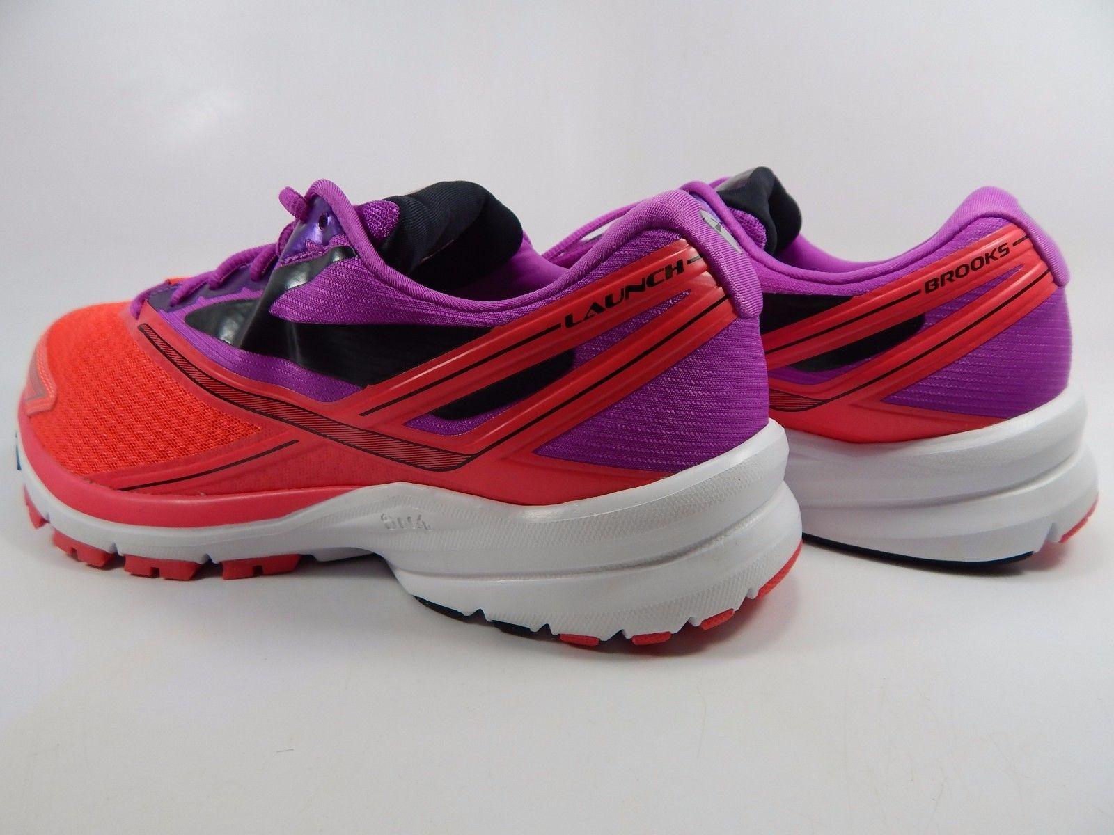 Brooks Launch 4 Women's Running Shoes Size US 11 M (B) EU 43 Pink 1202341B541