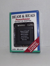Beam & Read Powerhouse 120 Volt AC Adapter w/ 8 Foot Cord - $29.69