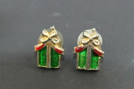 Vintage Jewelry Christmas Presents Gifts Earrings - $9.47