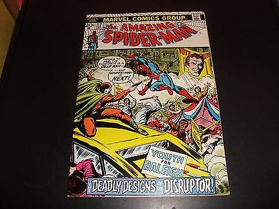 The Amazing Spider-Man #117 Marvel Comic Book 1972 NM Condition (9.0) High End!