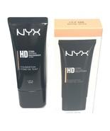 NYX HD Studio Photogenic Foundation HDF 105 Medium + Flawless Blending S... - $17.99