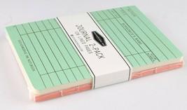 Designworks Ink 2 Panno Legato Personalizzata 10.2cm x 15.2cm Mint / Blush