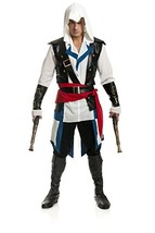Charades Men's Cutthroat Pirate Costume, as as Shown, X-Large - $48.64