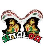 Sinaloa Mexico Sexy Girl Decal Sticker Multiple Sizes - €0,90 EUR+