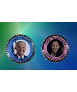 President Joe Biden and Vice President Kamala Harris Roped Edge Victory ... - $5.69
